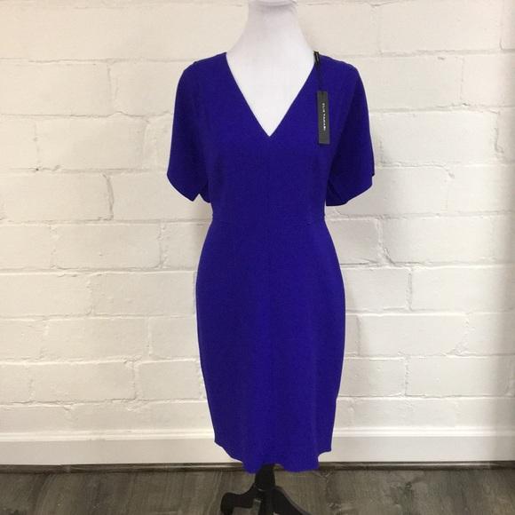 Elie Tahari Dresses & Skirts - Elie Tahari Lourdes Cold-Shoulder Dress